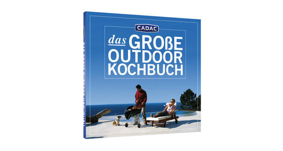 Cadac Outdoor Kochbuch